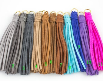 3 Pcs-- Suede TASSEL Tassles High Quality