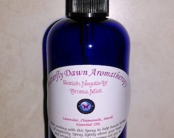 Banish Negativity Aromatherapy Spray
