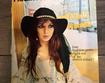 French Réalités Magazine July 1970 Vintage