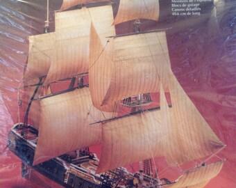 Jolly Roger pirat ship