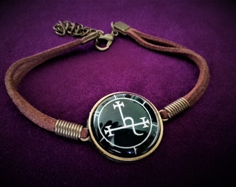 Magical seal of Lilith bracelet