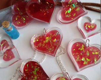 Heart Container Pendant