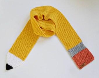 Knit / Pencil Scarf