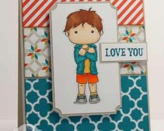 ASL Love Card