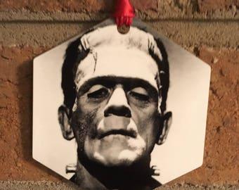 Frankenstein Halloween - Christmas Ornament Decoration