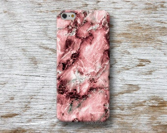 Pink Marble Phone Case for iPhone 4 4s 5 5s SE 5C 6 6S 7 8 PLUS X iPod Touch 5 6 Oneplus 2 3 5 1+2 1+3 1+5