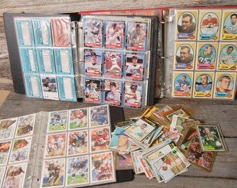 Baseball Card Collection, Basketball Card collection, Football Card Collection, Vintage Baseball Cards