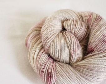 Pajama Day - Gosling - 80/10/10 superwash merino/ cashmere/ nylon sock yarn