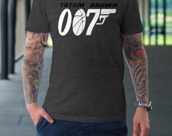 T shirt James Bond 007 drôle hommes S-5XL, drôle t Shirt