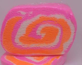 OH BABY!!! Peach Belini Bubbly Barz
