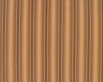 Moda Collections Preservation Quilt Fabric 1/2 Yard By Howard Marcus - Brown 46238 14