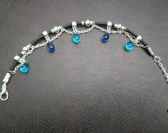 Handmade bracelet 'Mermaid Tear'