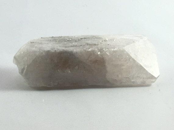 DANBURITE// Raw Pink Danburite// Healing Gemstone// Danburite Point// Home Decor// Healing Tools// Raw Healing Crystals//
