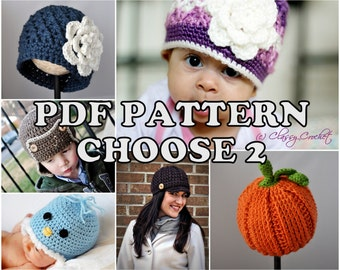 PDF PATTERN - Choose Two!