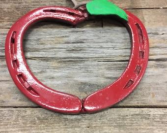Horseshoe, horse shoe Apple
