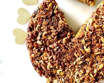 Maple Granola Cake Grain Free Gluten Free Organic Dairy-Free