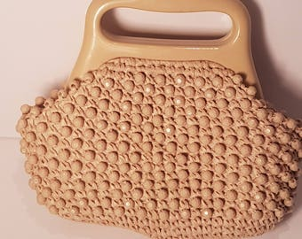 Vintage Made In Italy purse