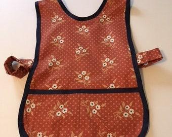 Child's smock apron