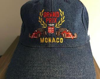 Grand Prix Monaco Monte Carlo Baseball Hat