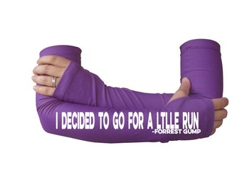 Arm warmer for running, arm warmer, running gift, running gear, gift for runners, running sleeve