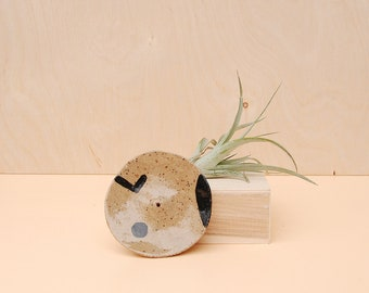 Modern Ceramic Incense Holder / Incense Plate / Modern Home Decor