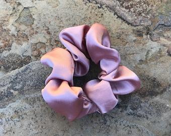 Pandy Pink Scrunchie