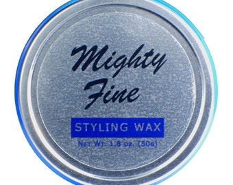 Mighty Fine Styling Wax