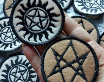 Supernatural Patches