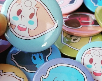 Gem Points Badges - Steven Universe