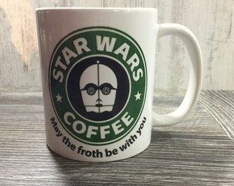Star Wars - C3PO - Coffee mug.