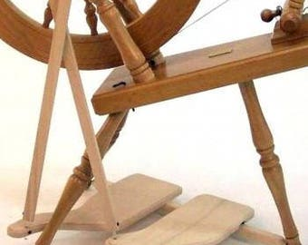 Double Treadle Kit for Elizabeth Spinning Wheel