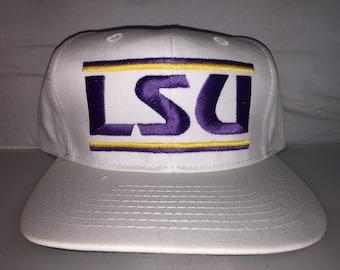 3d307083 netherlands vintage lsu hat e778e d6d5e