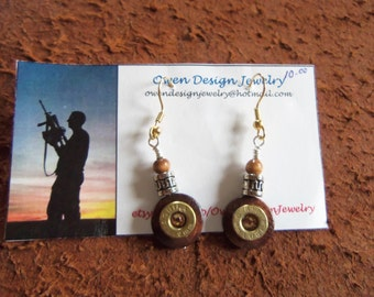 9mm dangle earrings