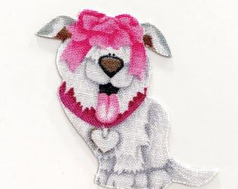 Diva Pooch, DOGS, MAGNETS, Dog Lover Gift, Pet Lover Gifts, Dog Magnet, Puppy Magnet, Adorable Puppy, Puppies, Pooch, Unique Gifts, Locker