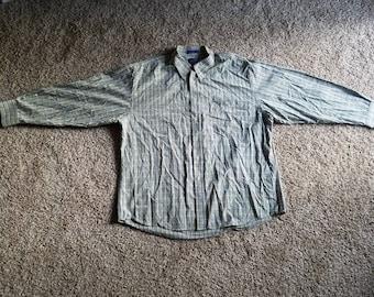 Vintage Pendleton Mens Casual Button Down Shirt Size XXL