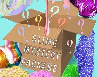Mystery SLIME package!!!