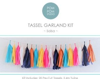 DIY Tassel Garland Kit | Salsa