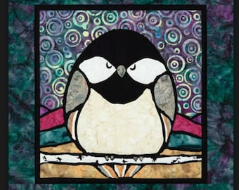 Chickadee Dreams pattern by Ty Livingston.