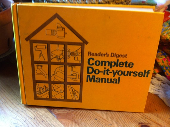 1973 readers digest complete do it yourself manual solutioingenieria Gallery