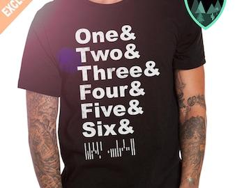 Official Dark Matter Shirt, Dark Matter Names Shirt, Dark Matter Syfy, Dark Matter Gift, Geek Shirt, Geek Gift, Nerd Shirt, Dark Matter Cool