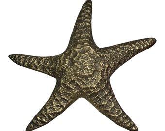 Vintage Brass Starfish