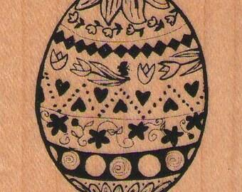Rubber Stamp - Easter Egg (PSX D-259)