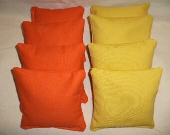 Cornhole Bags Clemson Tigers Corn Hole Bean Bags 8 Aca