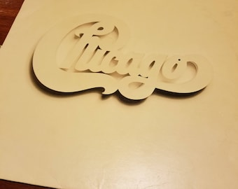 Chicago vinyl record