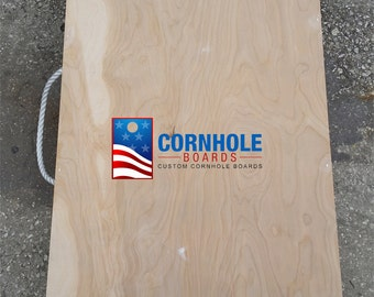 Add Rope Handles To Your Cornhole Game Set