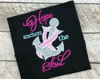Breast cancer, Cancer Ribbon shirts, done in all colors for Cancer ribbon Awareness T- shirt or sweatshirt, Cancer Hope shirts,