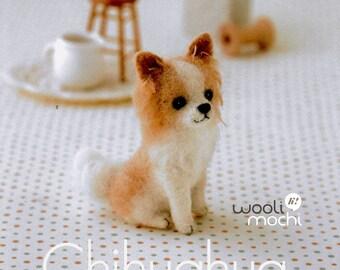 Miniature Chihuahua Needle Felting Kit