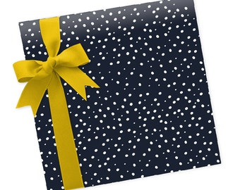 Snowy Night - Wrapping Paper