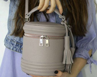Leather crossbody bag, leather purse, Small crossbody purse, crossbody bag leather, cross body purse, crossbody purse leather,pink handbag