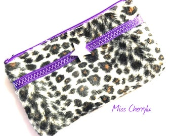 Mobile Phone bag Leopard